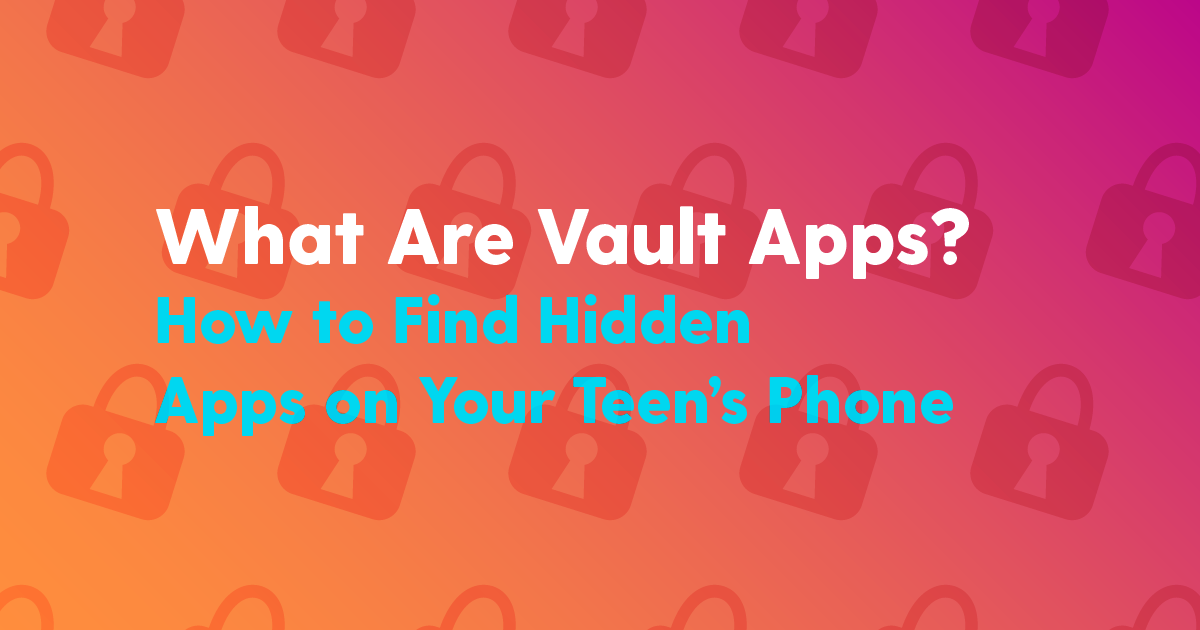 how to find hidden apps on your teen's phone