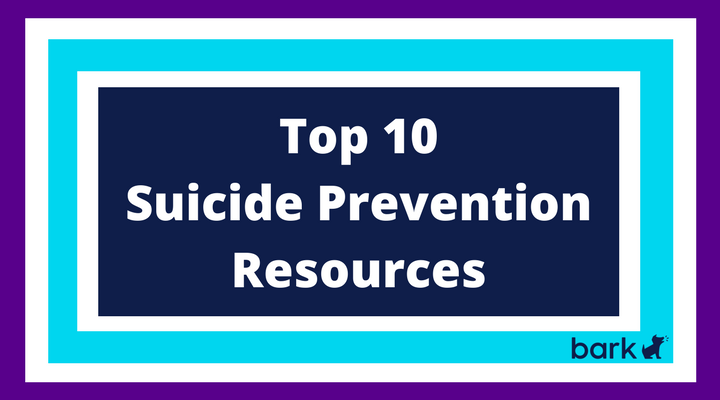 top 10 suicide prevention organizations