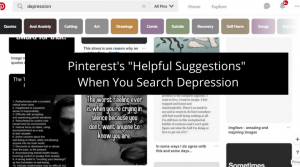 monitoring pinterest