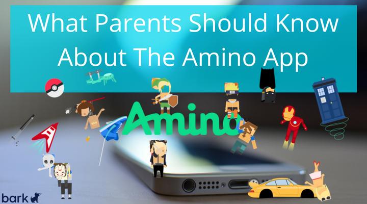 the Amino app
