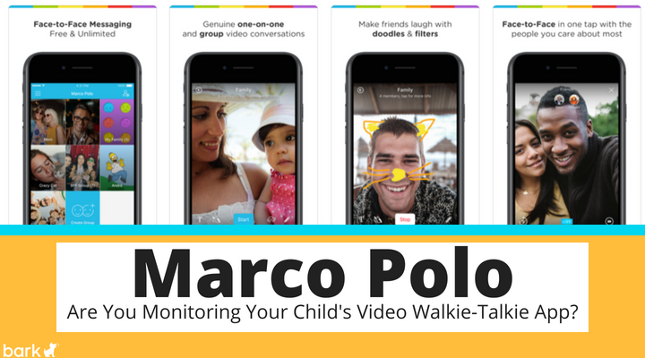 quality design 8679d 30b0a Marco Polo: Monitoring Your Child's Video Walkie-Talkie App ...