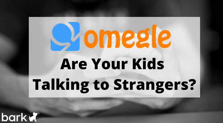 Is Omegle safe for kids?