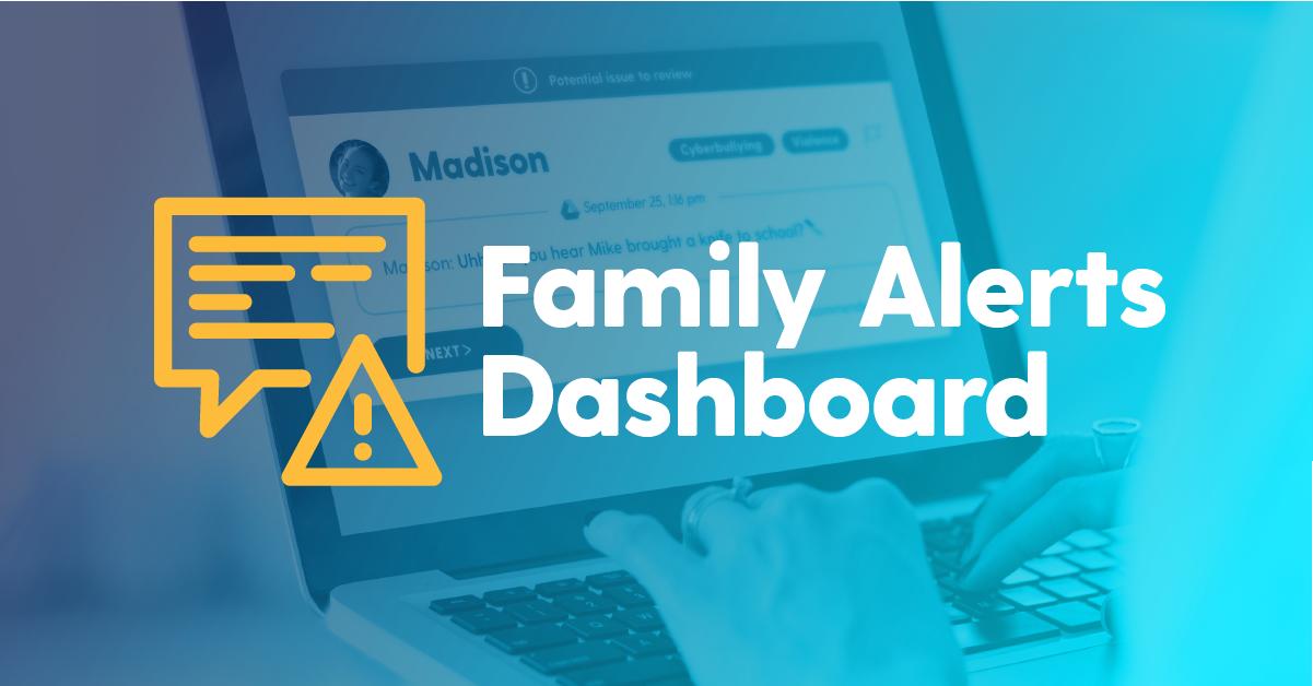 Family Alerts Dashboard