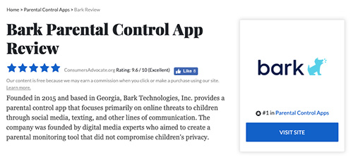 70fd109b750 Number 1 App for Parental Controls for 2018