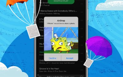 Strangers Are AirDropping Your Kids — Here's What That Means