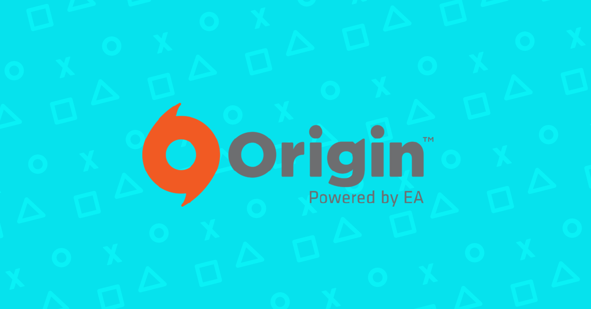 EA Origin parental controls