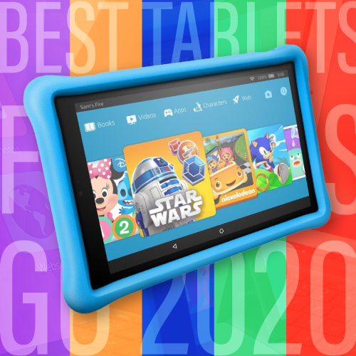 Top 5 Tablets for Kids in 2020