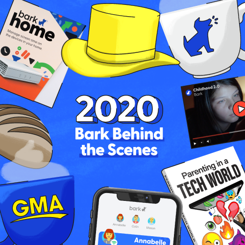 Bark Behind the Scenes: Our 2020 Year in Review